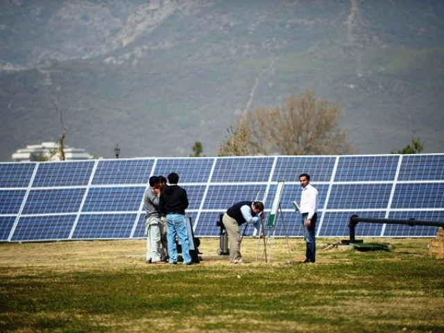 Solar Payback Time in Pakistan is about 4 Years