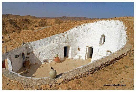 Cave House in Baluchistan